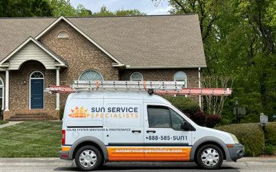 Introducing Sun Service Specialists